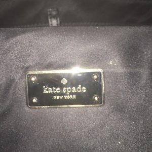 kate spade Bags - Kate Spade ♠️ lightweight nylon with leather trim